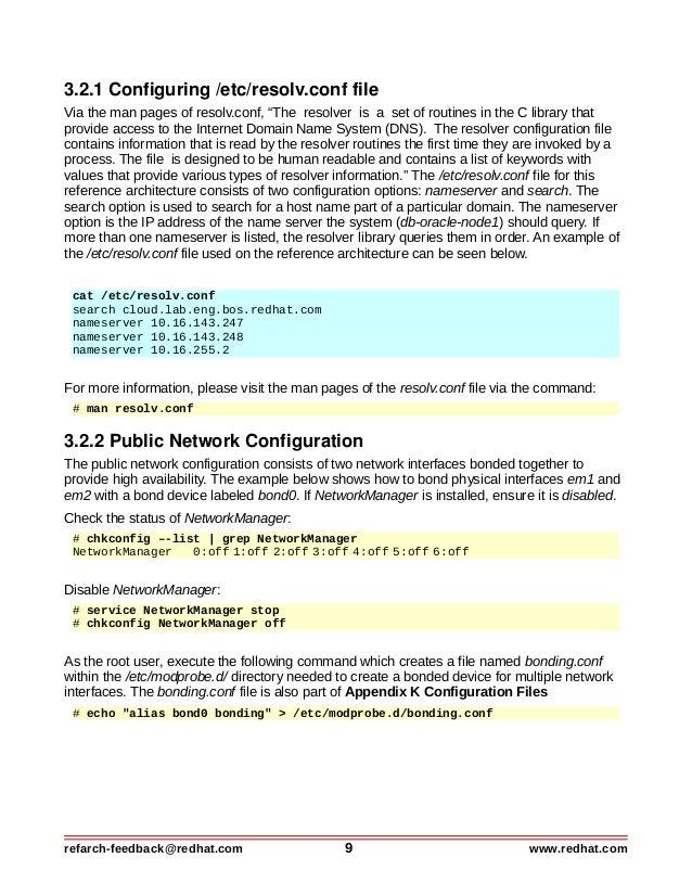 Deploying Oracle 11g R2 On Linux Rhel6