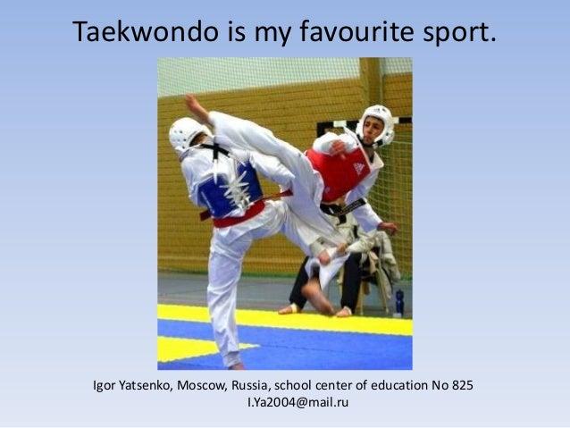 favourite sports person