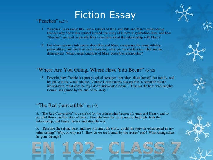 en class fiction  11