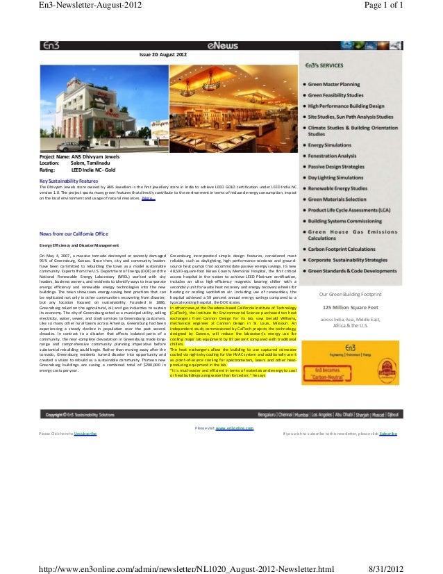 En3-Newsletter-August-2012                                                                                                ...