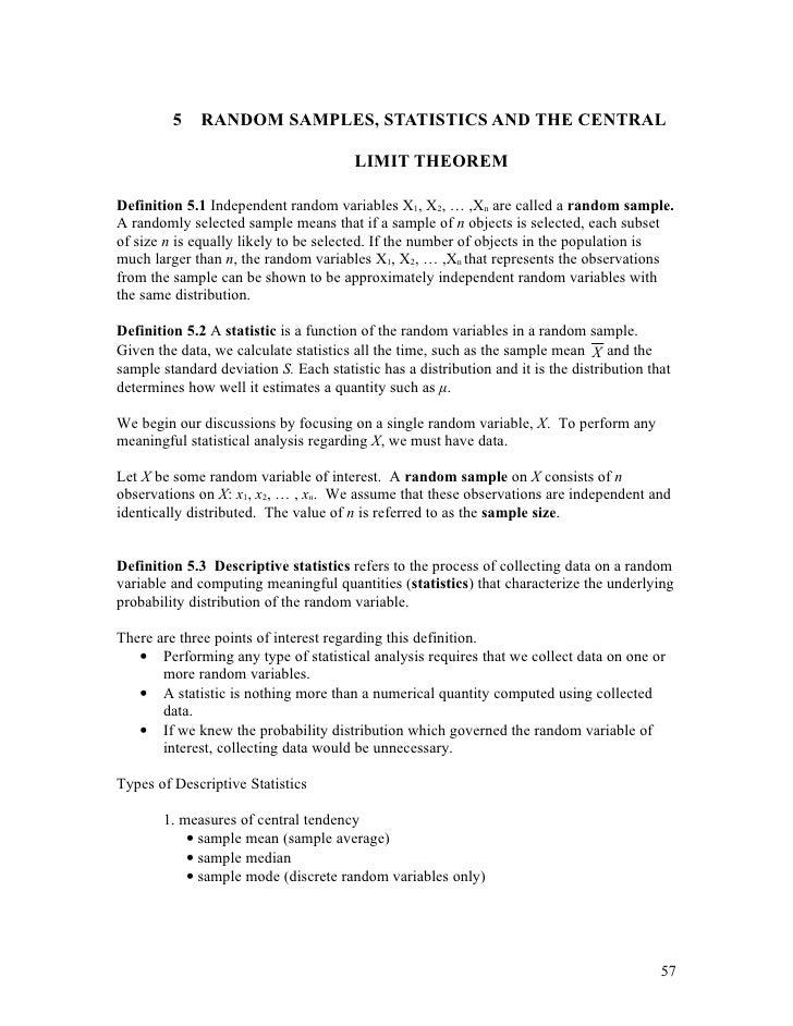 En505 engineering statistics student notes