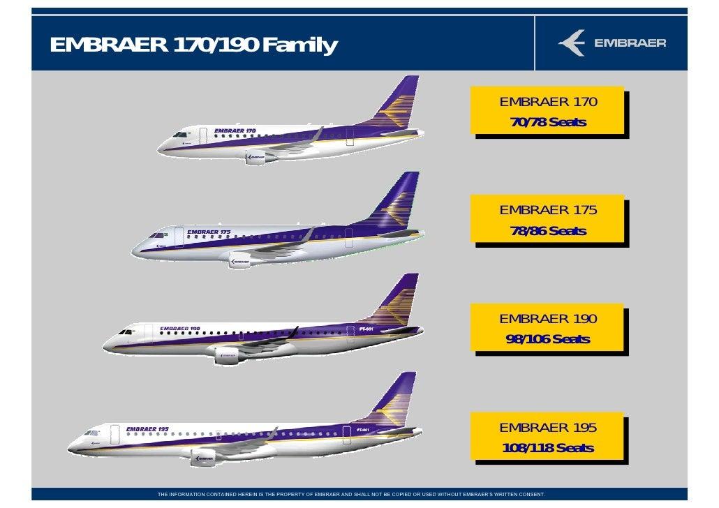 2004 5oencontro Anual De Investidores Da Embraer Programa Embraer 170 190disponvel Apenas Em Ingls on Ual Vs