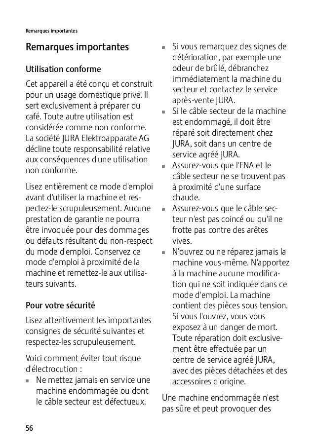 Marc De Caf Ef Bf Bd Usage