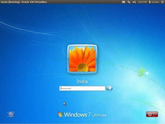 admin account disabled windows 7