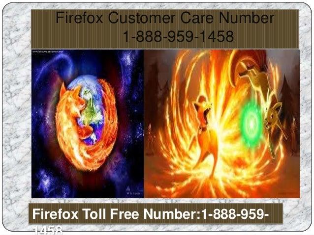 1-888-959-1458 Firefox not opening/responding/working