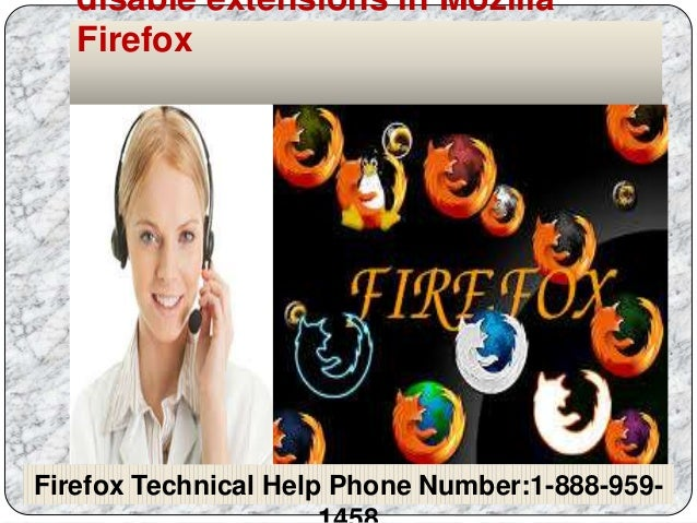 1-888-959-1458 Firefox not opening/responding/working/loading pages