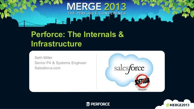 [Salesforce] Perforce ...