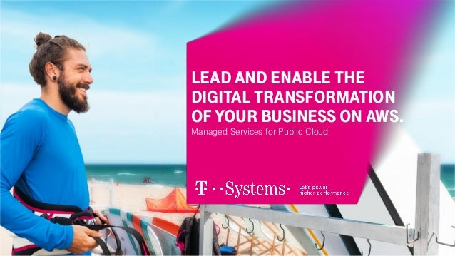 Lorem ipsum . LEAD AND ENABLE THE DIGITAL TRANSFORMATION OF YOUR BUSINESS ON AWS. Managed Services for Public Cloud .