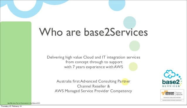 Enabling your DevOps culture with AWS Slide 3