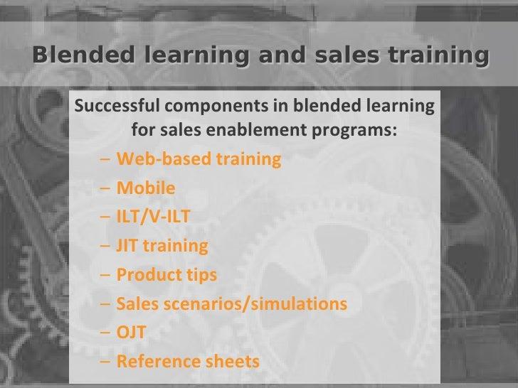 sales training slides