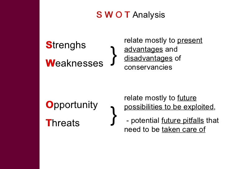 disadvantages of swot analysis pdf