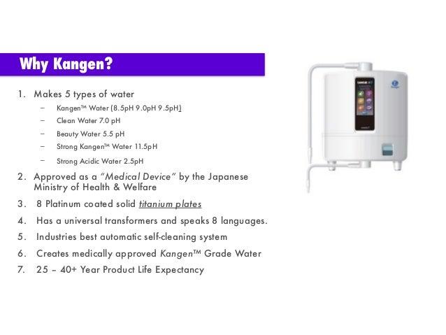 Enagic Demo Presentation