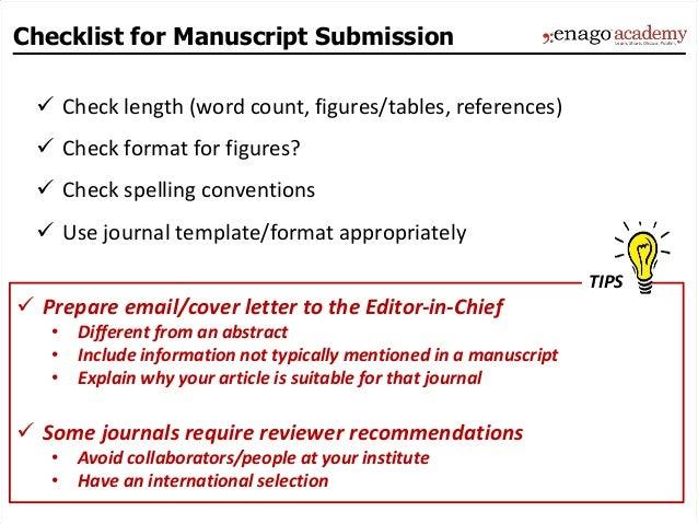 Enago] Introduction to Academic Publishing