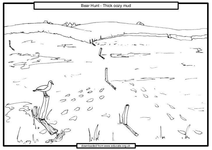 Bear Hunt - Thick oozy muddownloaded from www.educate.org.uk