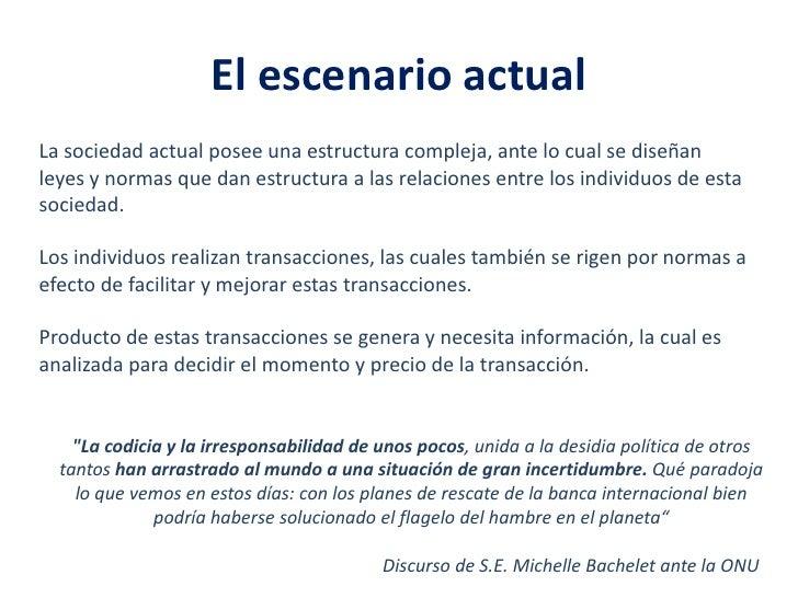Buscando identidad<br /><ul><li>Generación de información eficiente, confiable y oportuna.