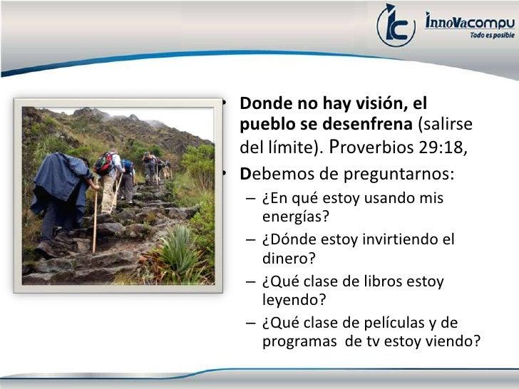 En busca del cambio Slide 3
