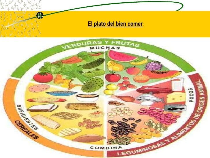 Educaci n nutricional desde la escuela 1 parte for A comer en frances