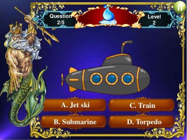 submarine question 25 level 2 19