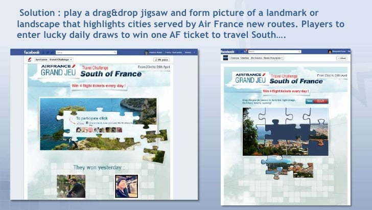 air france case Hop - air france partnered with s4m to execute a mobile campaign across the country to boost brand awareness with a geo-targeting strategy.