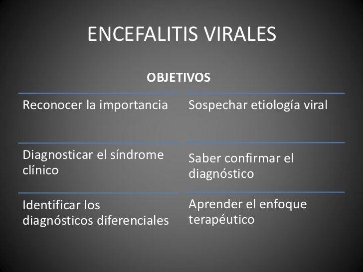 Encefalitis virales Slide 2