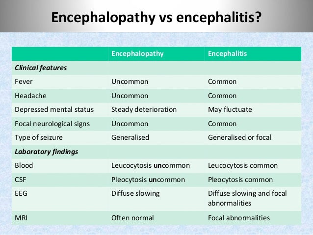 pathophysiology of meningitis and encephalitis essay Aseptic meningitis answers are found in the johns hopkins abx guide powered  by  kupila l et al: etiology of aseptic meningitis and encephalitis in an adult  population  comment: a summary of the evidence behind the use of  intravenous.