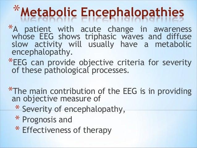 encephalopathy with eeg based grading, Skeleton