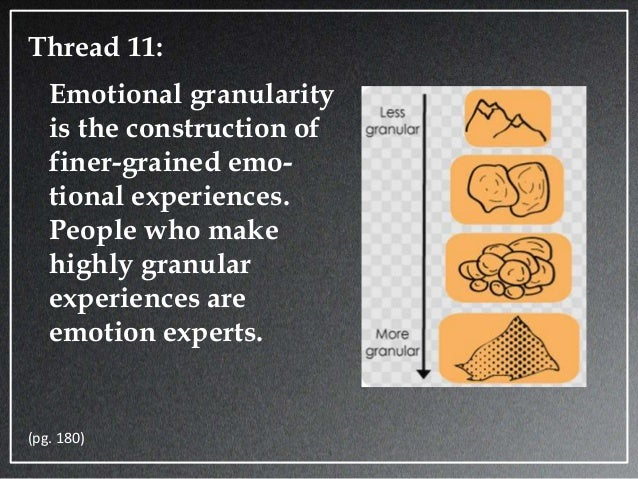 how emotions are made reviews