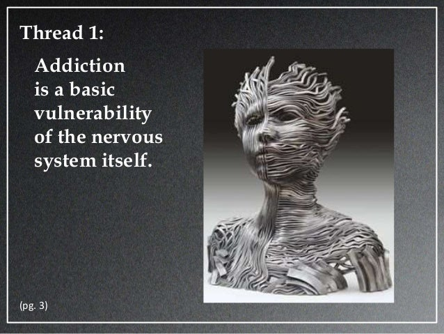 The Enchanted Loom reviews, Marc Lewis's book, Memoirs of an Addicted Brain Slide 3