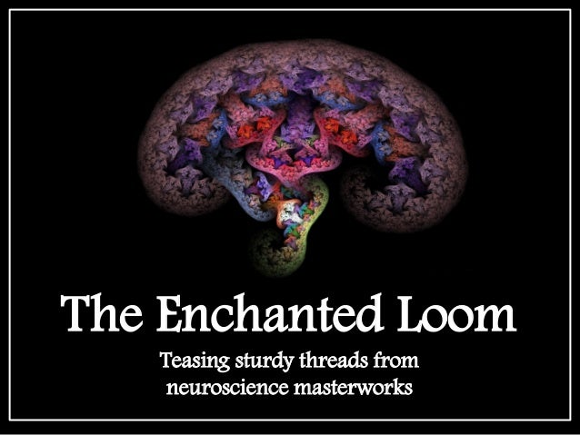 The Enchanted Loom Teasing sturdy threads from neuroscience masterworks