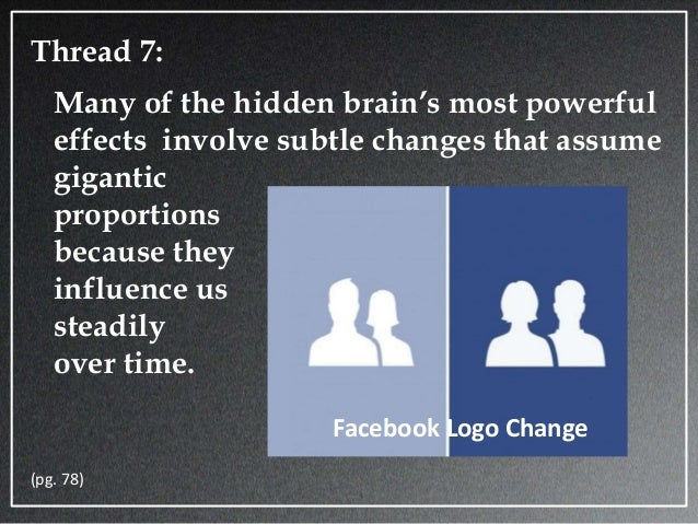 The Enchanted Loom reviews Shankar Vedantam's book, The Hidden Brain
