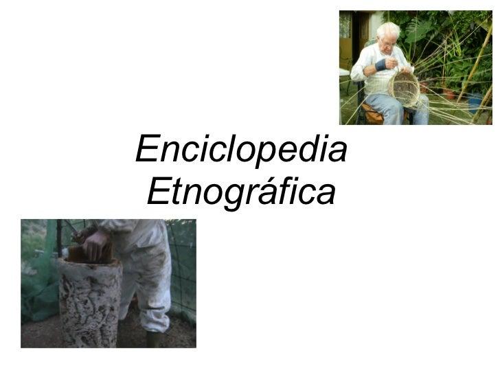 Enciclopedia Etnográfica