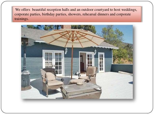 Encinal bluffs in malibu house rental for Malibu house rentals for weddings