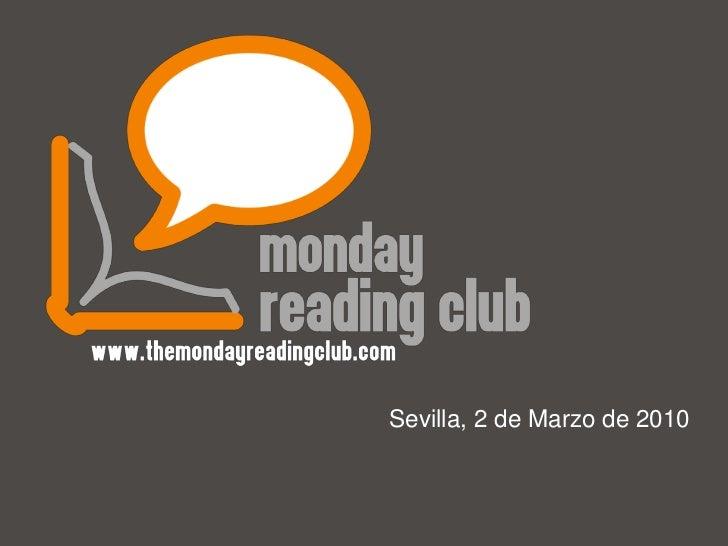 Sevilla, 2 de Marzo de 2010<br />