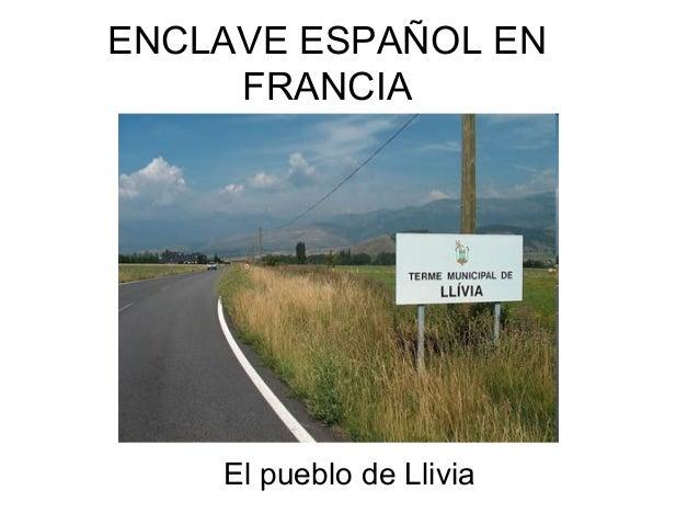 Enclave Espanol En Francia