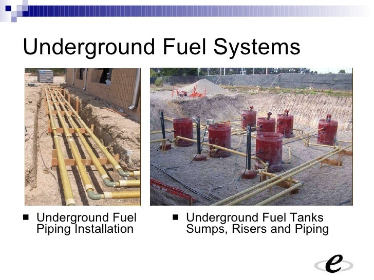 Ast And Ust Fuel Systems Presentation