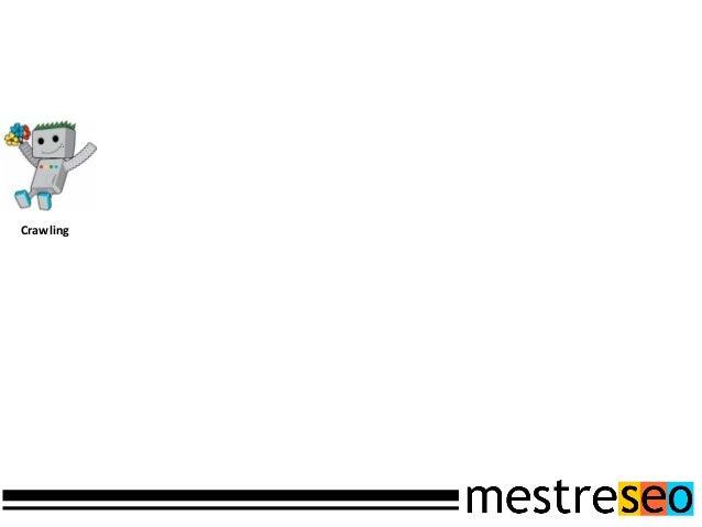ConversãoCrawling   Indexação   Ranking   Conteúdo   Conversão