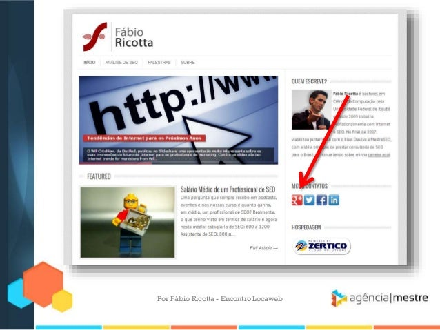 Por Fábio Ricotta - Encontro Locaweb