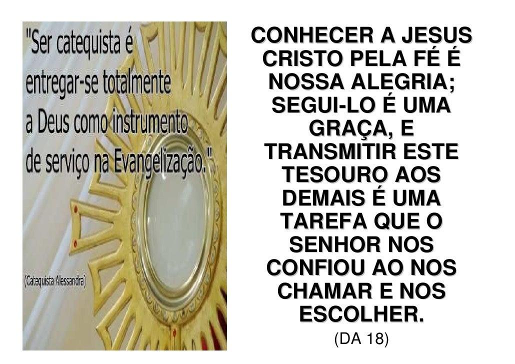 Encontro De Catequistas