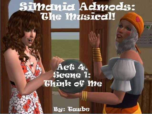 Welcome back to the often silly, usually blue, all SiManiaadmod musical legacy! I, Taube/Roxanne, have the familyagain aft...