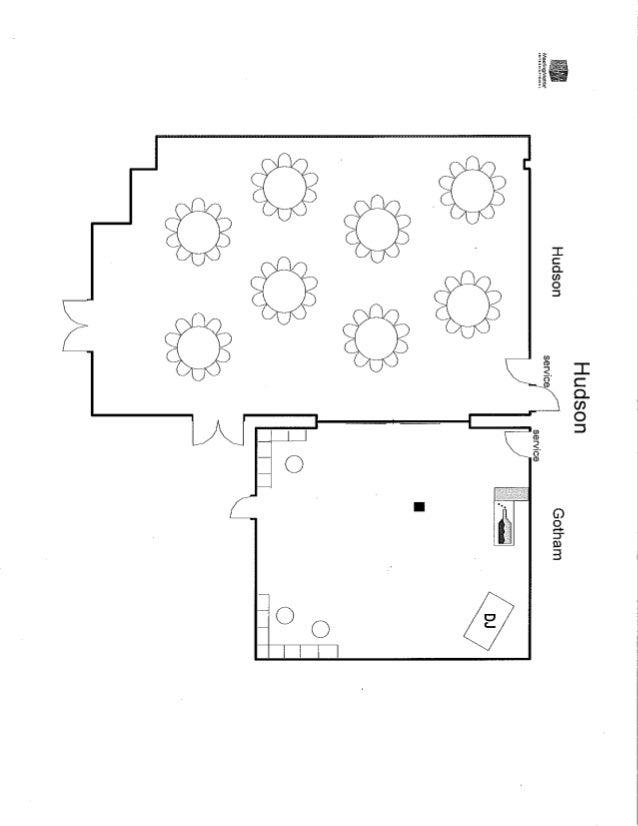 Encore Banquet Center Floor Plans