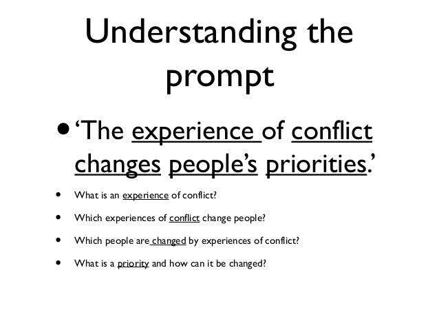 encountering conflict Encountering conflict - what does it mean the first thing you have to do is form your own understanding of what the context, encountering conflict means.