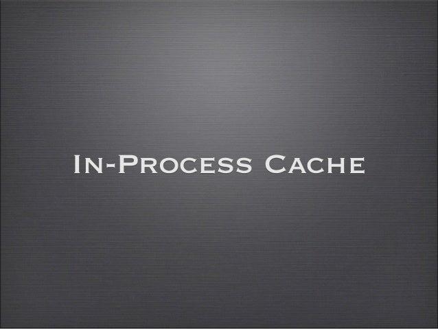 In-Process Cache