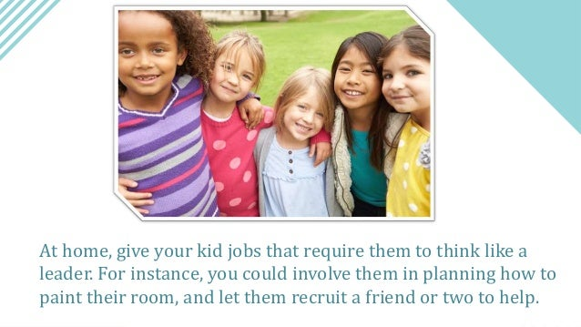 jobs that involve kids
