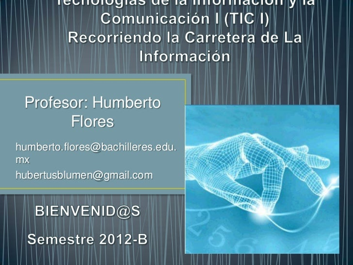 Encuadre tecnologías de la información y la comunicación i