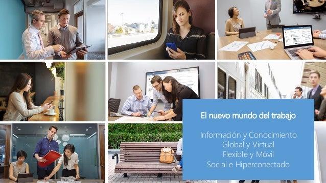 La gesti n del cambio en proyecto de oficinas flexibles for Oficinas ing barcelona
