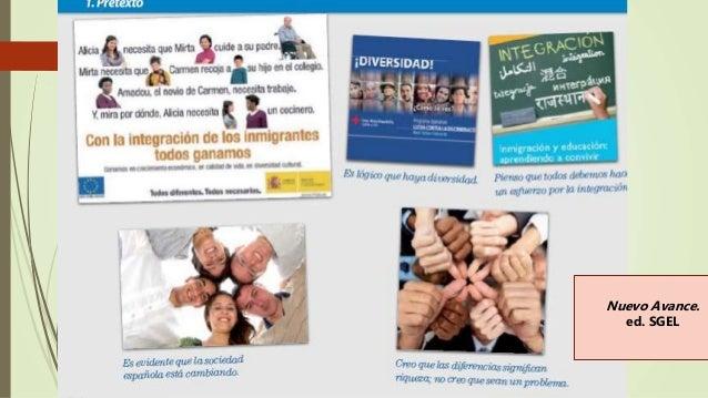 Nuevo Avance. ed. SGEL
