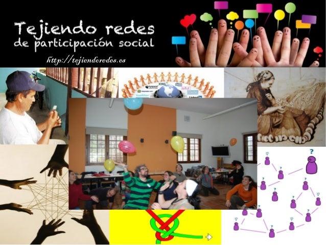 http://tejiendoredes.es