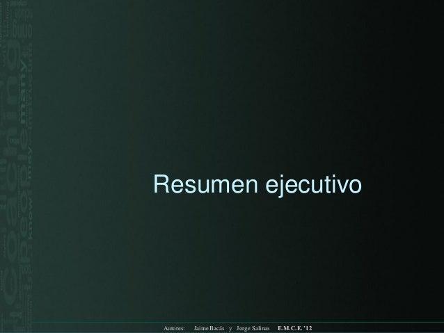 Encuesta anual coaching ejecutivo 2012 Slide 2