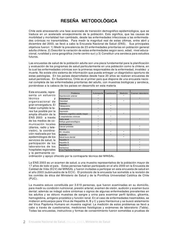 Encuesta Salud 2003 Slide 2