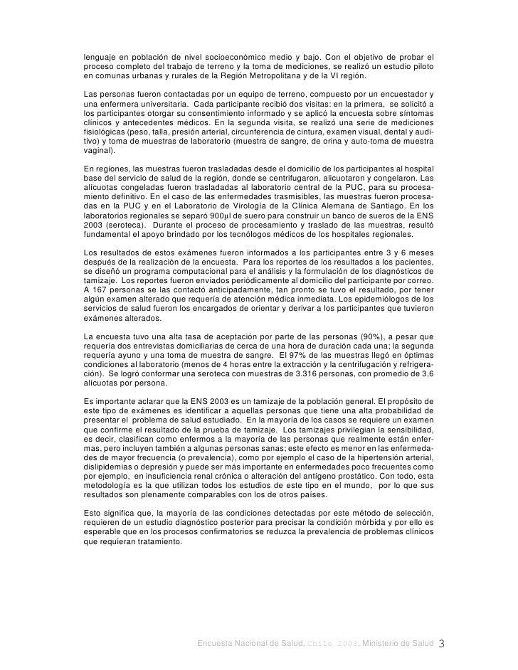 Encuesta Salud 2003 Slide 3